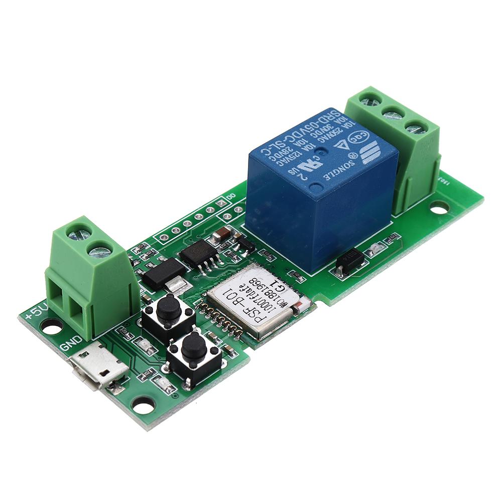 5V WiFi Remote Garage Door Opener Controller Work with Alexa & IFTTT Google home Wireless Remote Control Switch