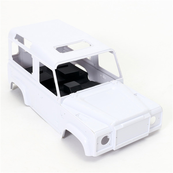 Crawler Xtra Speed D90 Hard Plastic Body Shell Kit For 1/10 AXIAL SCX10 RC4WD
