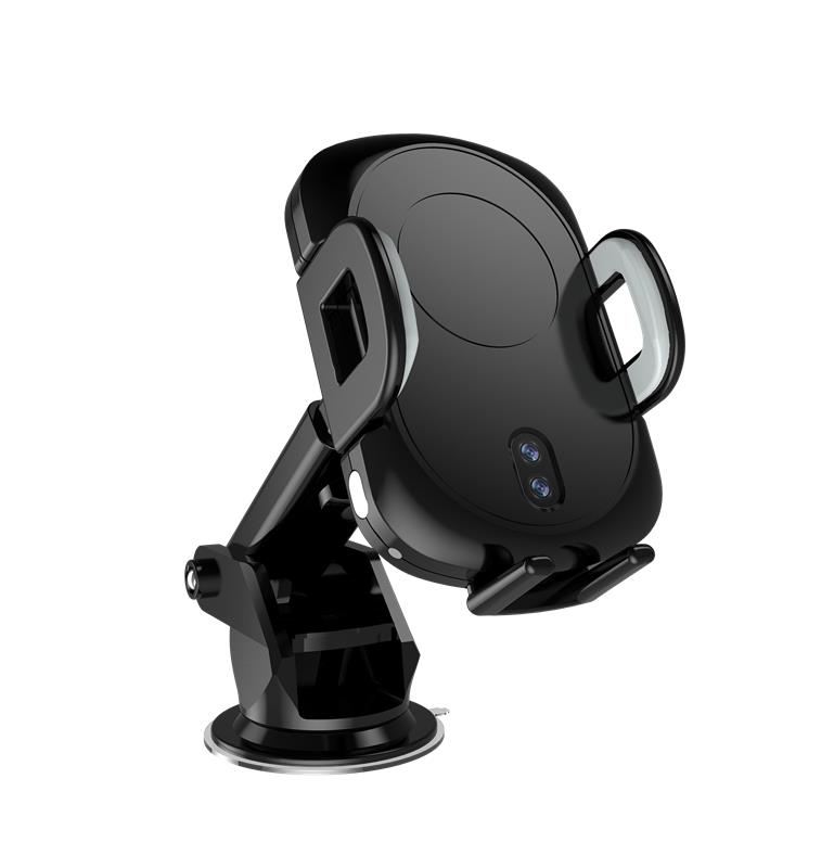 Bakeey Automatic Infrared Sensor Car Stand Holder QI Fast Wireless Charger For iPhone X 8 Plus