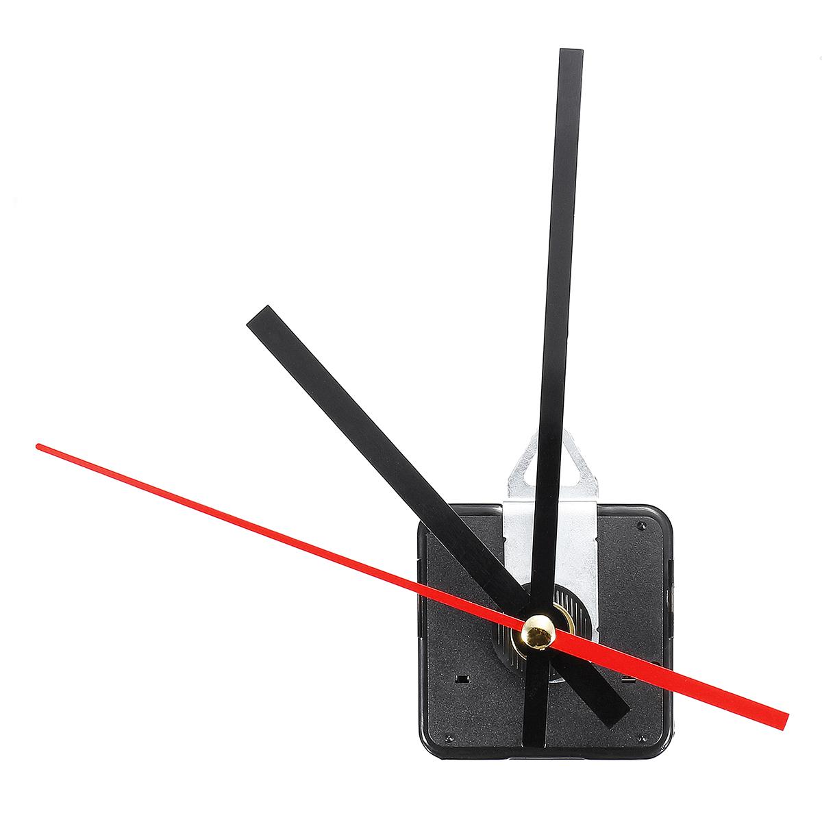 18,5mm Quartz Silent Clock Movement Mechanism Module DIY Kit Hour Minute Second Without Battery