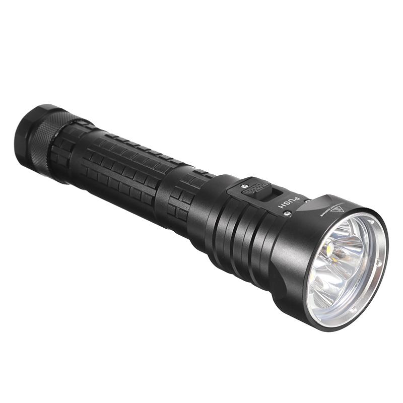 Solarstorm DX4S 4 x L2 U2 3200LM Diving LED Flashlight 60M