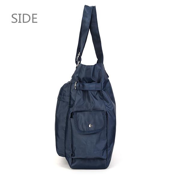 842922372166 Women Light Weight Waterproof Nylon Handbag Large Capacity Tote Multi  Pocket Shoulder Bag Mummy Bag