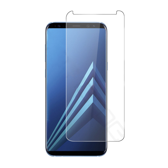 Arc Edge Tempered Glass Phone Screen Protector for Sams