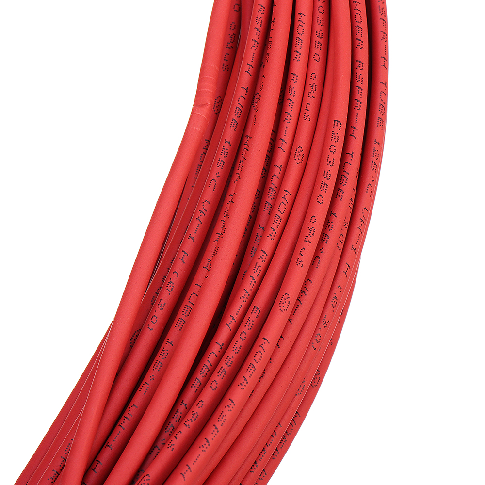 URUAV Heat Shrink Tube Wire Welding Protection Tube 2/3/4/5/6mm for RC FPV Racing Drone