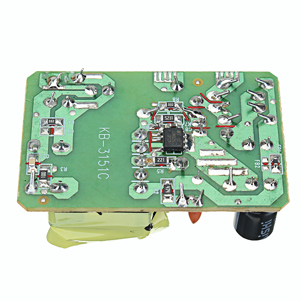 DC 9V 1A TP-Link Switching Power Supply Bare Board Rechargeable Module With Over-Voltage / Over-Current / Short Circuit Protection Function