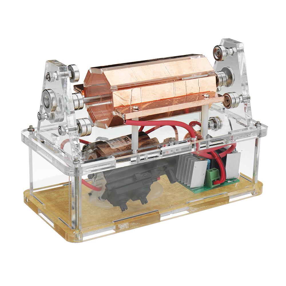 STARK-45 Magnetic Levitation Suspension High Voltage Electrostatic Motor Educational Toy