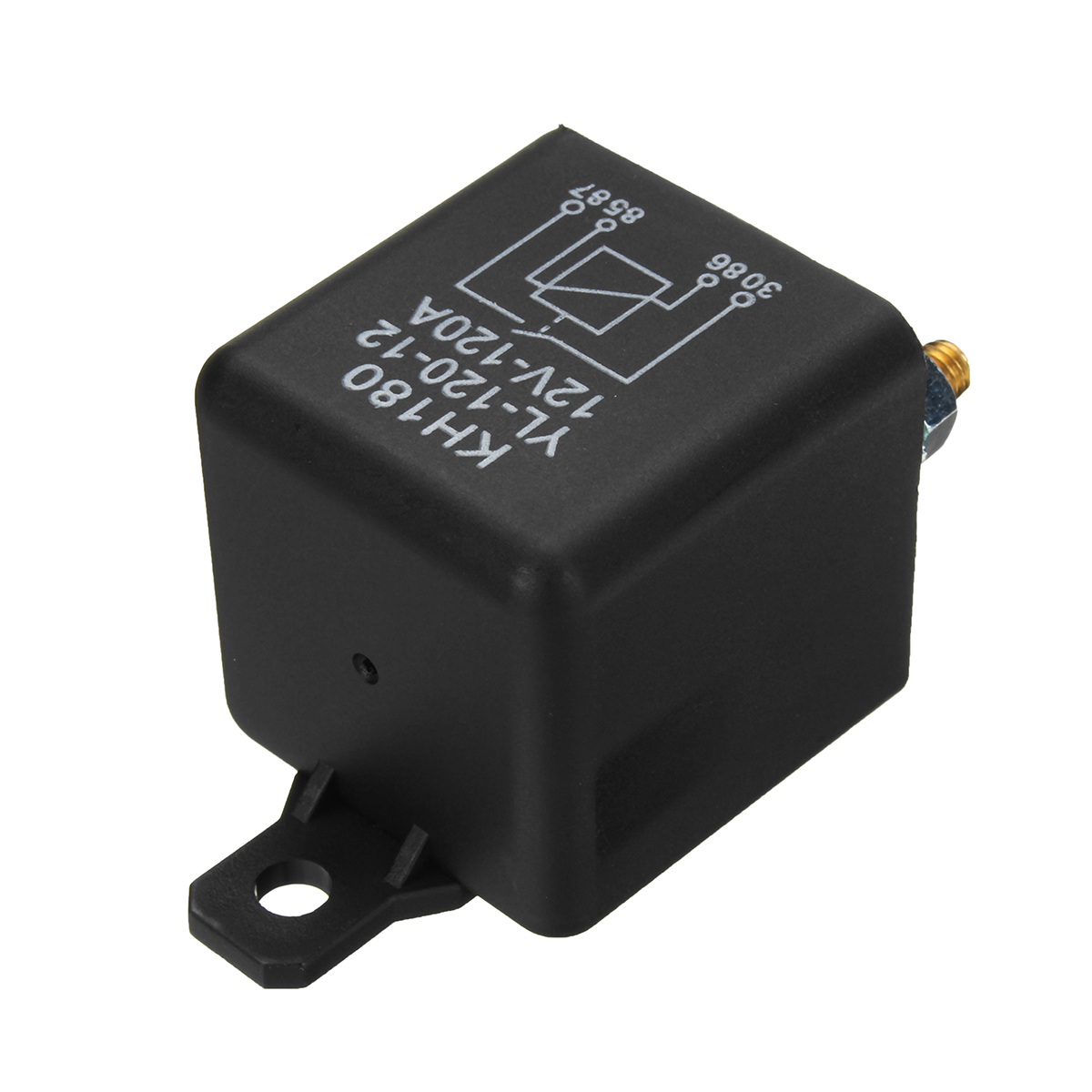 12V 120A Car Truck Motor Relay Battery for Automotive Starter Switch