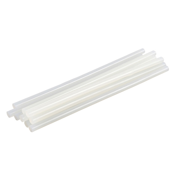 10 pcs 7mm Hot Melt Adhesive Rod Silica Gel Glass Melt Adhesive Glue Stick