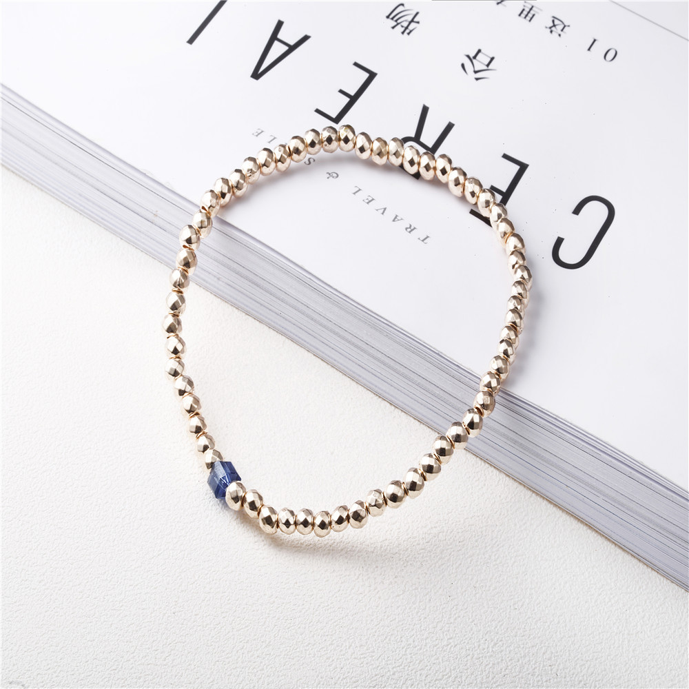 Cute Beads Moon Star Multilayer Barefoot Sandals Anklet