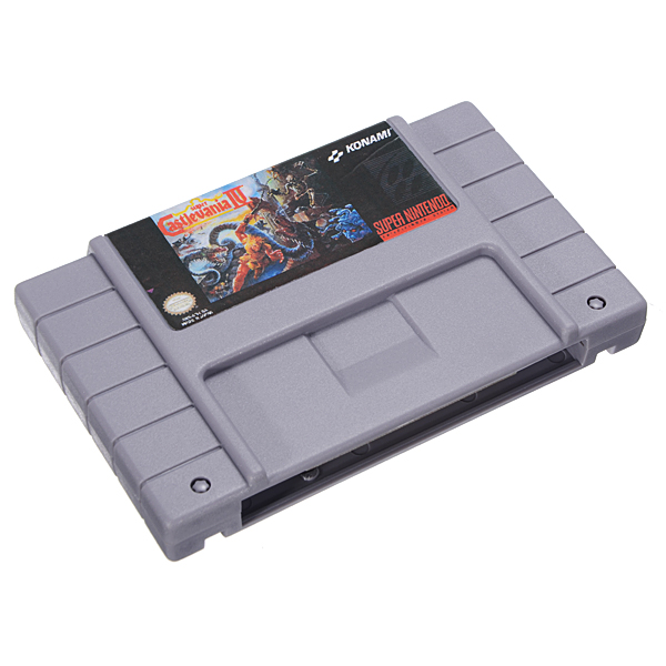 Super Castlevania IV 16 Bit Game Cartridge Card for 46 Pin SFC SNES NTSC System
