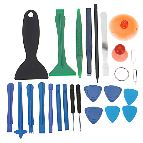 25 in 1 Disassemble DIY Combination Tool Set Opening Tools Kit For iPhone For ipad For Samsung Dedicated Repair Tool