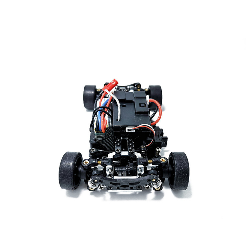 SINOHOBBY TR Q7 RTR 1/28 2.4G 4WD Unpainted Full Scale RC Car Gyro Integrated Vehicles Models