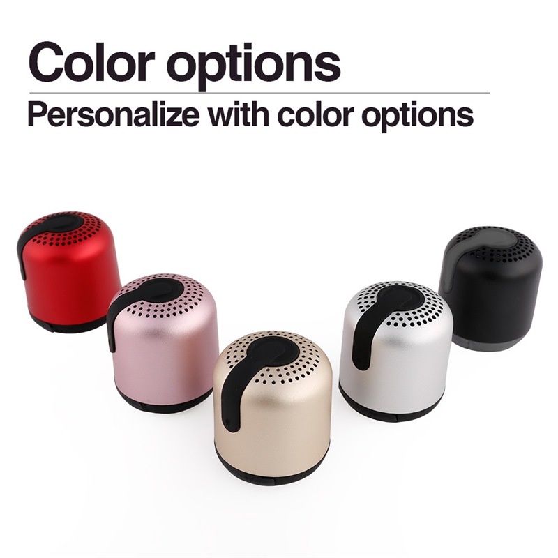 Q11 Mini Portable Hanging Strap TF Card Stereo Noise Cancelling bluetooth Speaker With Microphone