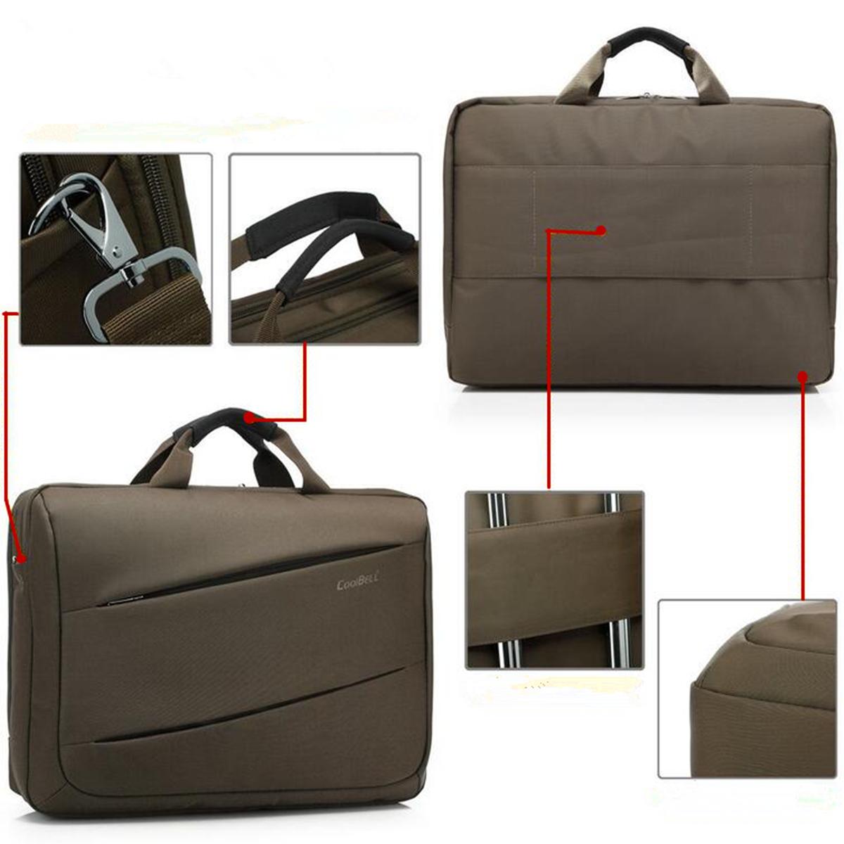 Cool Bell 17.3 Inch Carrying Sleeve Case Laptop Shoulder Bag Handbag