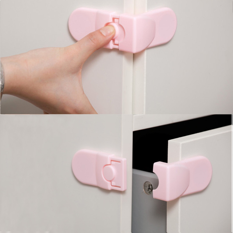 5Pcs Child Baby Safety Protector Locks Table Corner Edge Protection Cover
