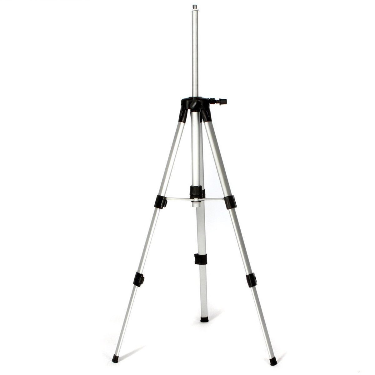 1.5M Universal Adjustable Alloy Tripod Stand Extension For Laser Air Level with Bag