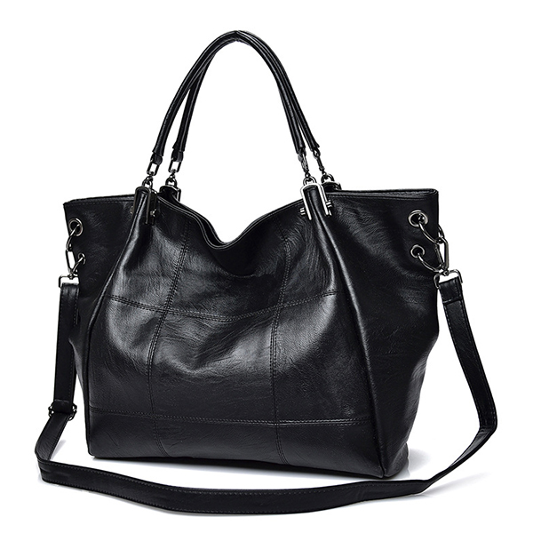 Women PU Leather Handbag Shoulder Bag Crossbody Bag