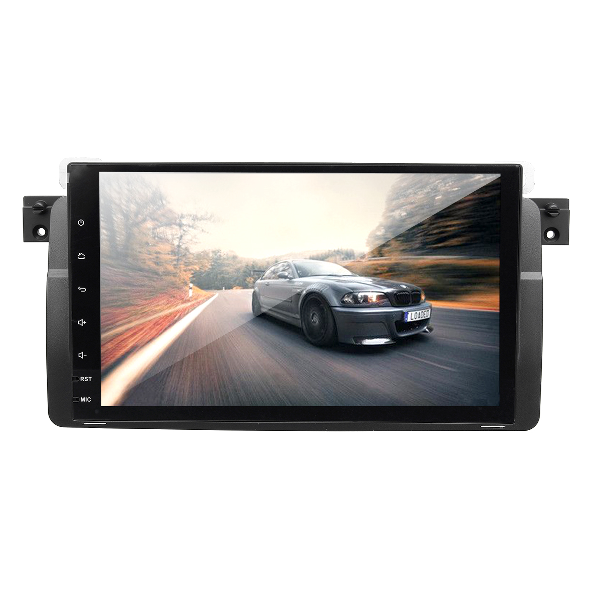 Купить со скидкой 9 Inch Android 8.0 Car Stereo GPS Sat Navigation OBD DAB WiFi for BMW E46 M3 Rover 75 MG ZT