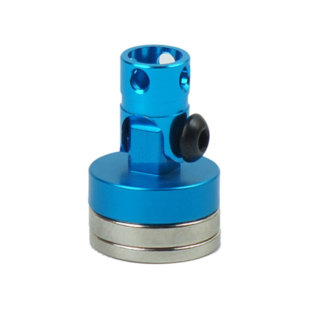 HSP 94123 94122 Car Shell Column Stealth Metal Stand Mount Strong Magnet For 1/10 RC Car Parts