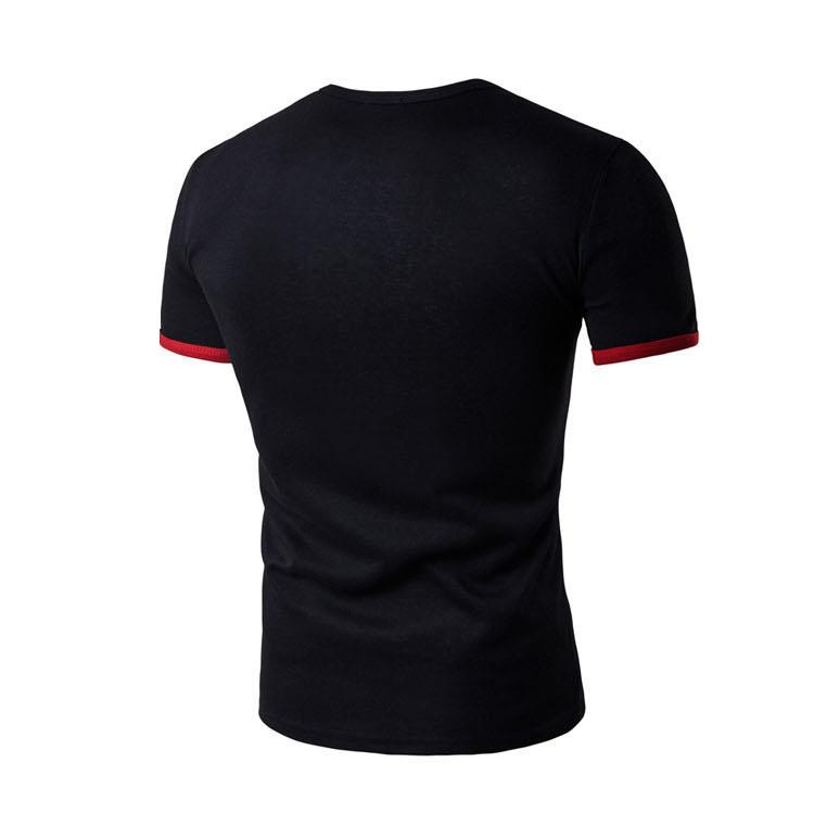 Men's Casual Breathable Bottoming Tops