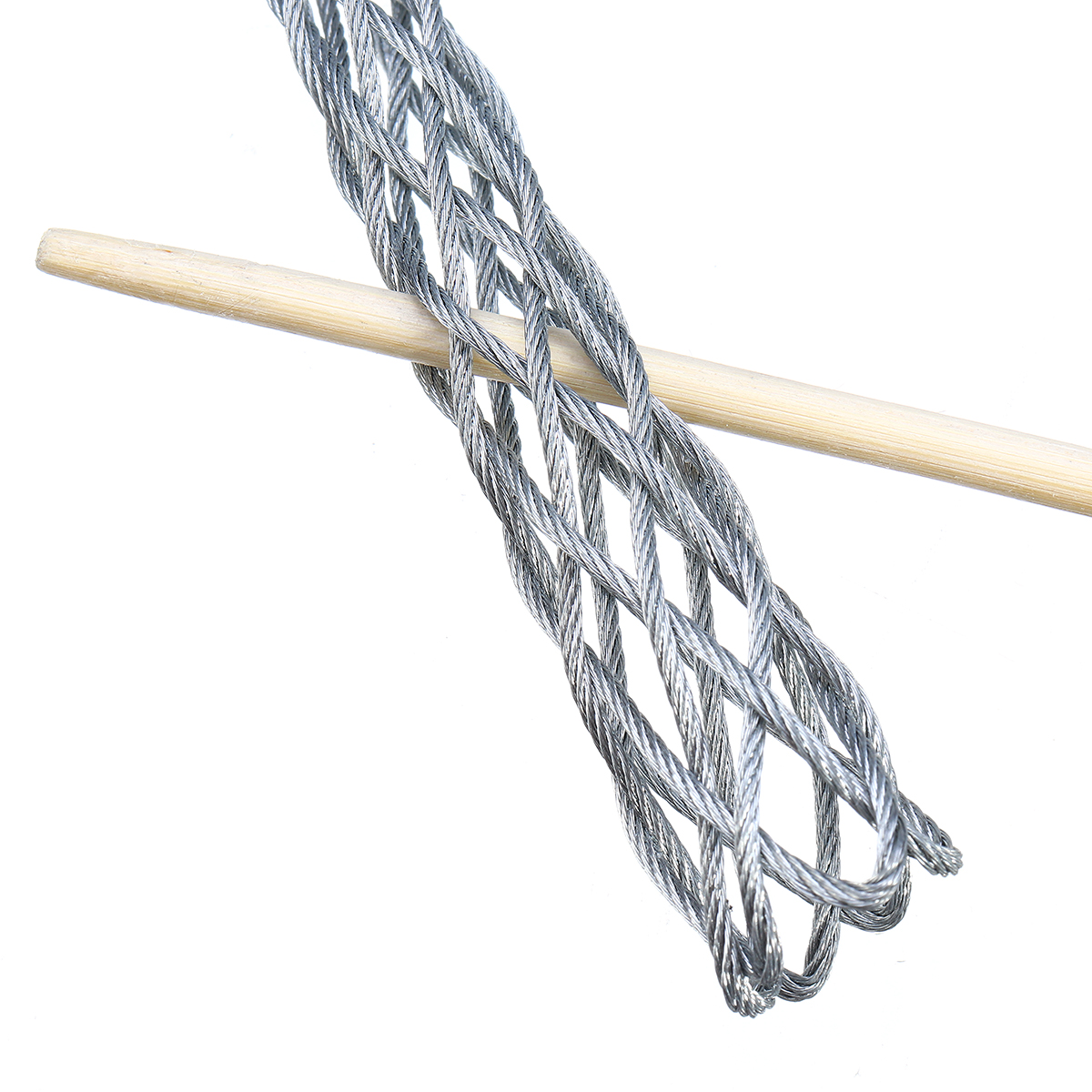 High Quality Stainless Steel Cable Pulling Socks Telstra NBN Tools Colour Code Cable Puller Wire Gri