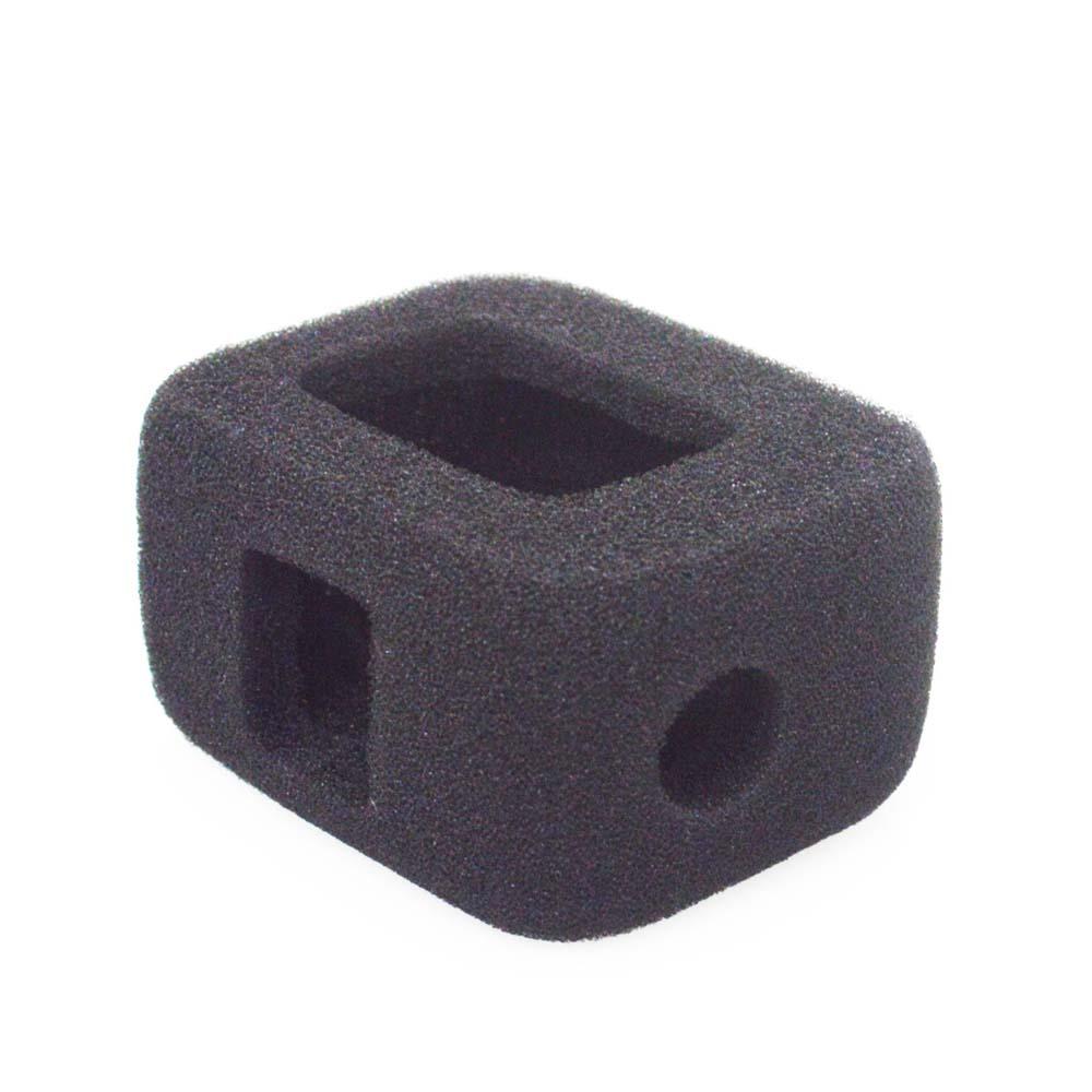 1PC Sponge Windshield for Gopro Hero 5/6 Sport Camera Black