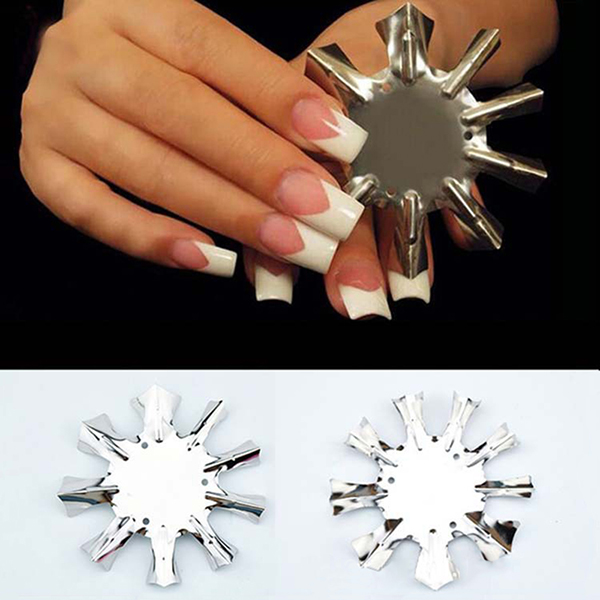 Stainless Steel Reusable Manicure Tool