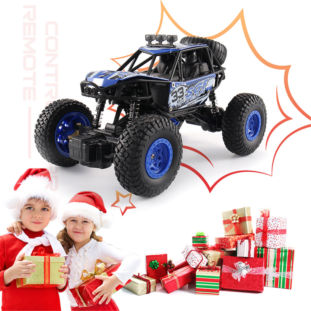 JC8212 1/20 27MHZ 4WD Rc Car Climbing Monster Truck Off-Road Vehicle RTR Toy