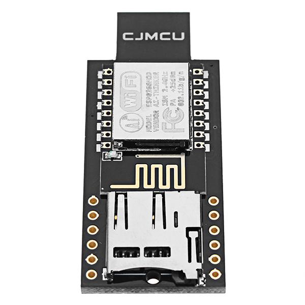 CJMCU-3212 Virtual Keyboard Badusb ATMEGA32U4 WIFI ESP-8266 TF Storage Module