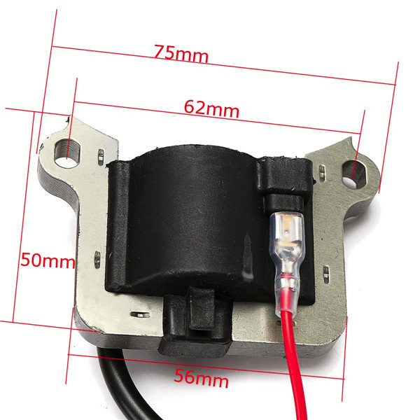 Ignition Coil High Pressure For 2 Stroke Engine Chain Saw Strimmer Brush Cutter