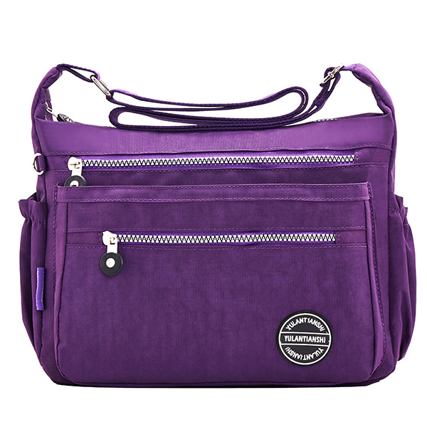 Women Nylon Travel Outdoor Crossbody Bags Shoulder Bags