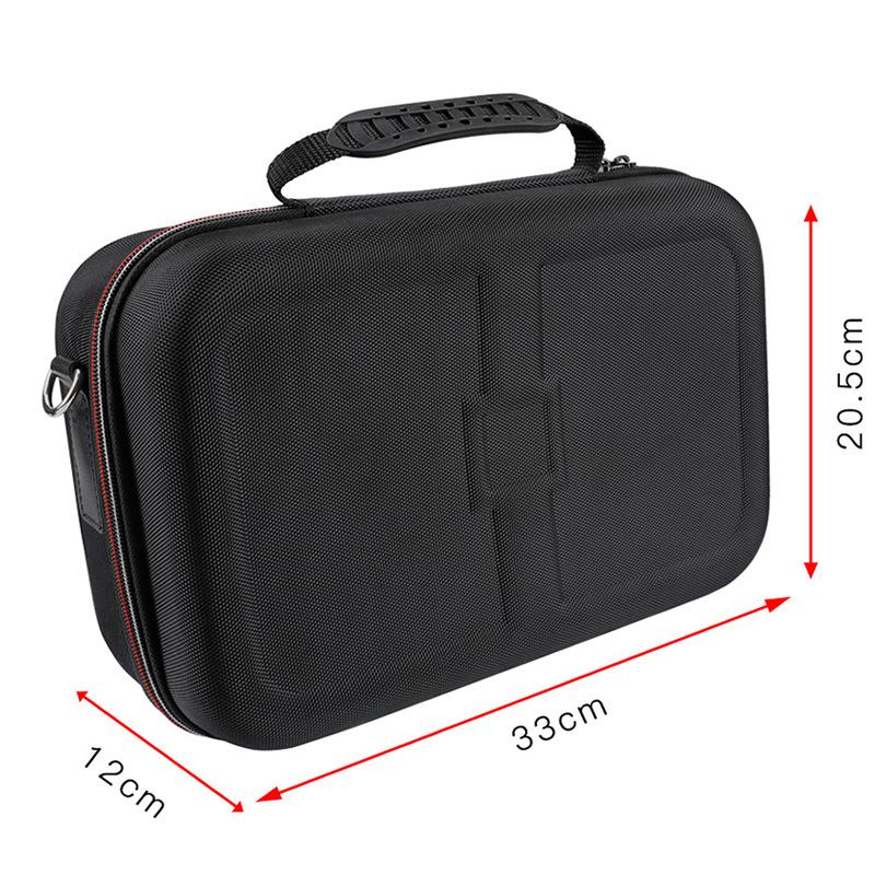 Waterproof Storage Shoulder Bag Handbag Carrying Box Case 2 Batteries for DJI Mavic 2 PRO / Zoom