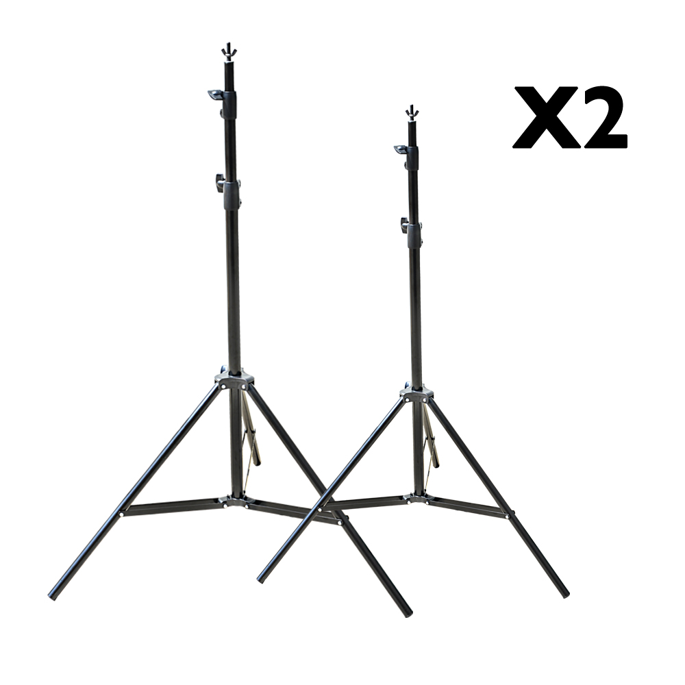 10Ft Photography Photo Muslin Background Support Stand Backdrop Crossbar Kit