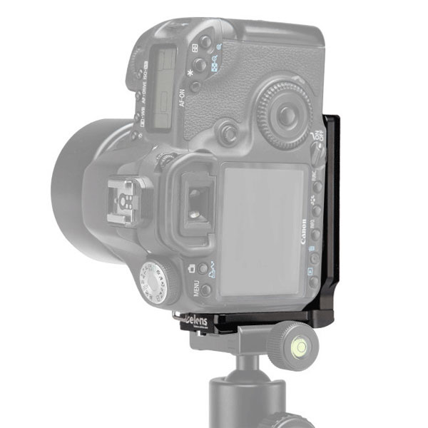 Selens L-M Camera Holder Connection Plate Mount Photography Accessory for Tripod Ballhead