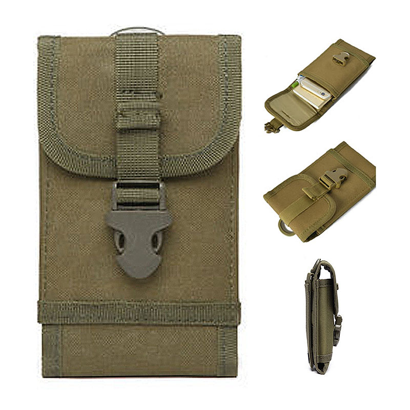 Universal 6 Inch Outdoor Sports Military Nylon Hook Bel