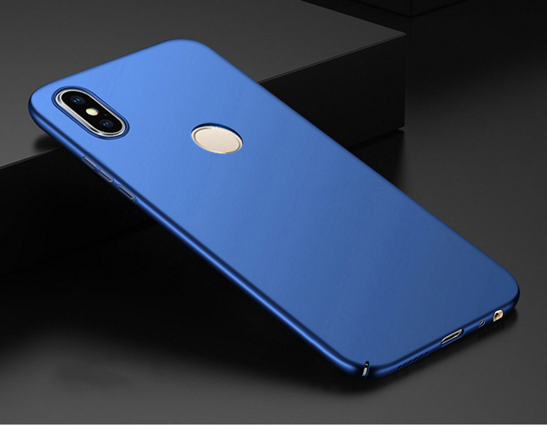 Bakeey Silky PC Hard Back Protective Case For Xiaomi Redmi Note 5 / Xiaomi Redmi Note 5 Pro 5.99''