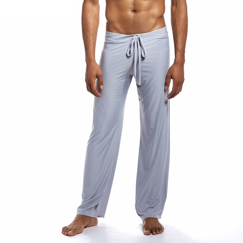 JOCKMAIL Loose Smooth Cool Homewear Sleeping Loung Pants