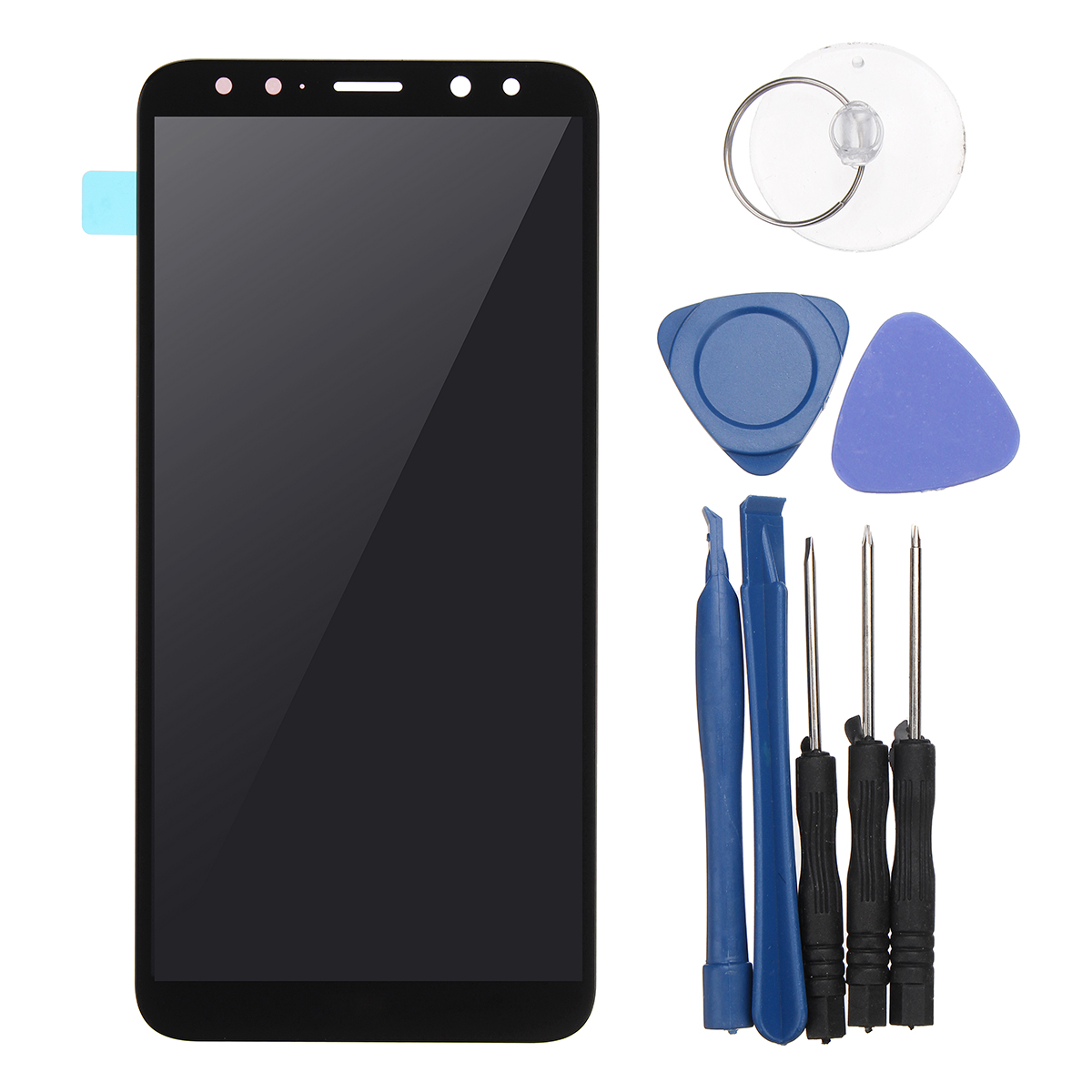 LCD Display + Touch Screen Digitizer Replacement With Repair Tools For Huawei Mate 10 Lite 5.9