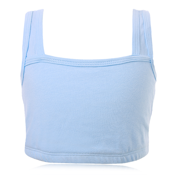 MC CLAYN Wireless Breathable Training Girl Bra
