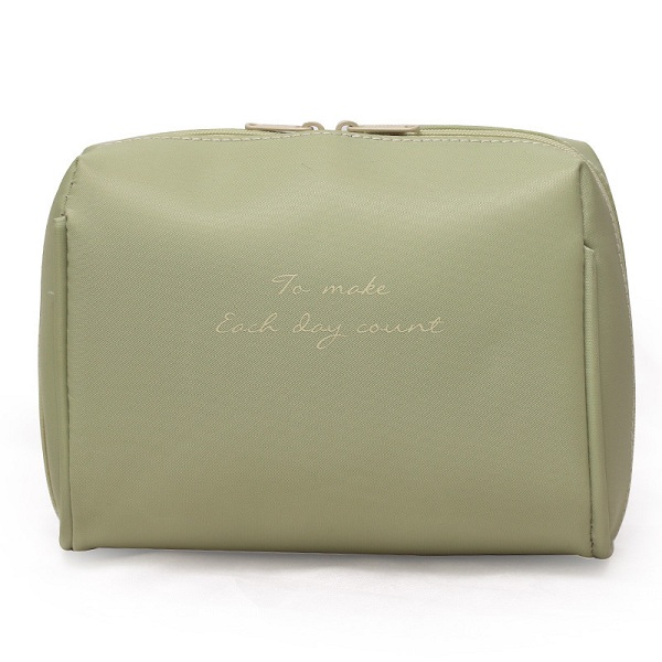 Women Nylon Cosmetic Bag High-end Toiletry Bag Travel Bag