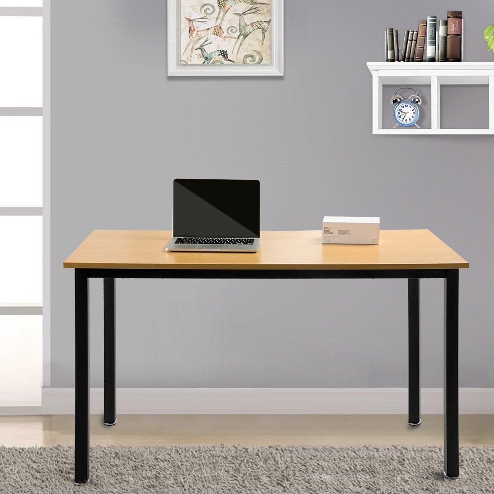 Modernluxe 47 Inch Office Wood Writing Desk Computer Table
