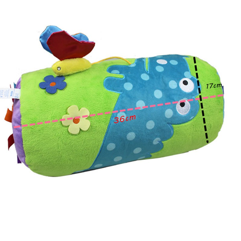 Multifunctional Infant Play Baby Climb Pillow Educational Toys