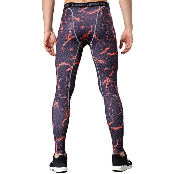 Compression Running Training Speed Dry High Elastic Trousers