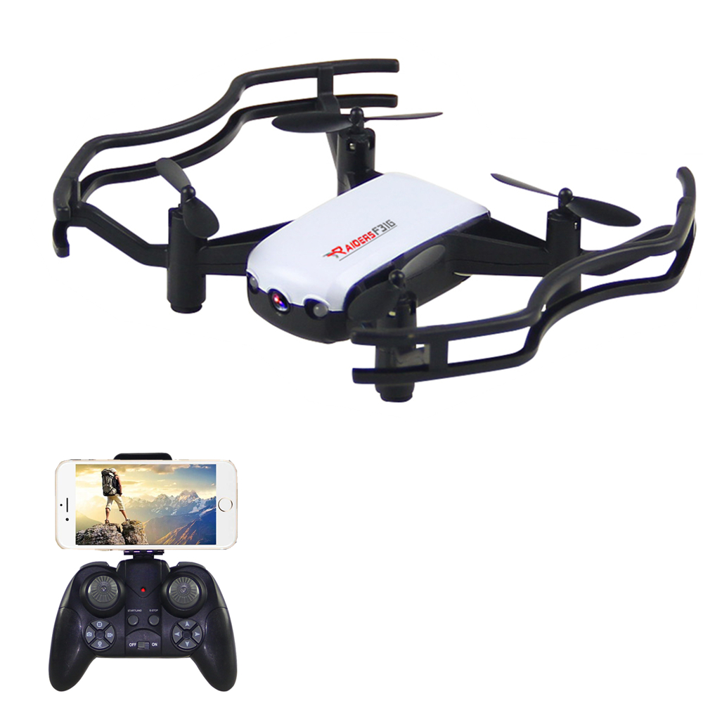 F31G 720P WIFI FPV With Gesture Funtion App Program Action Optical Flow Position RC Quadcopter RTF