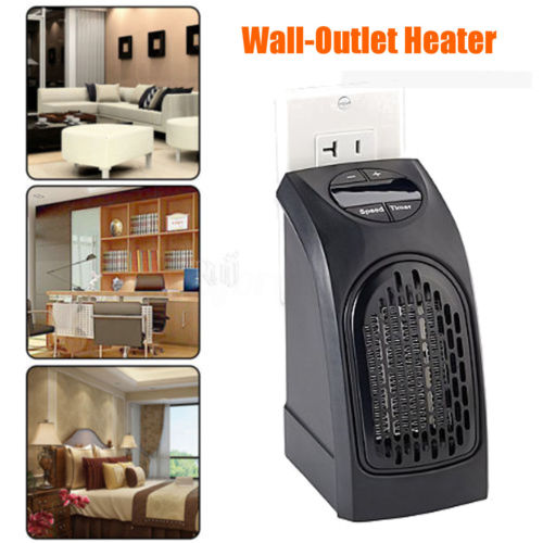 240V 350W Wall-Outlet Handy Heater 240V 50Hz Heater Electric Air Radiator Foot Warmer
