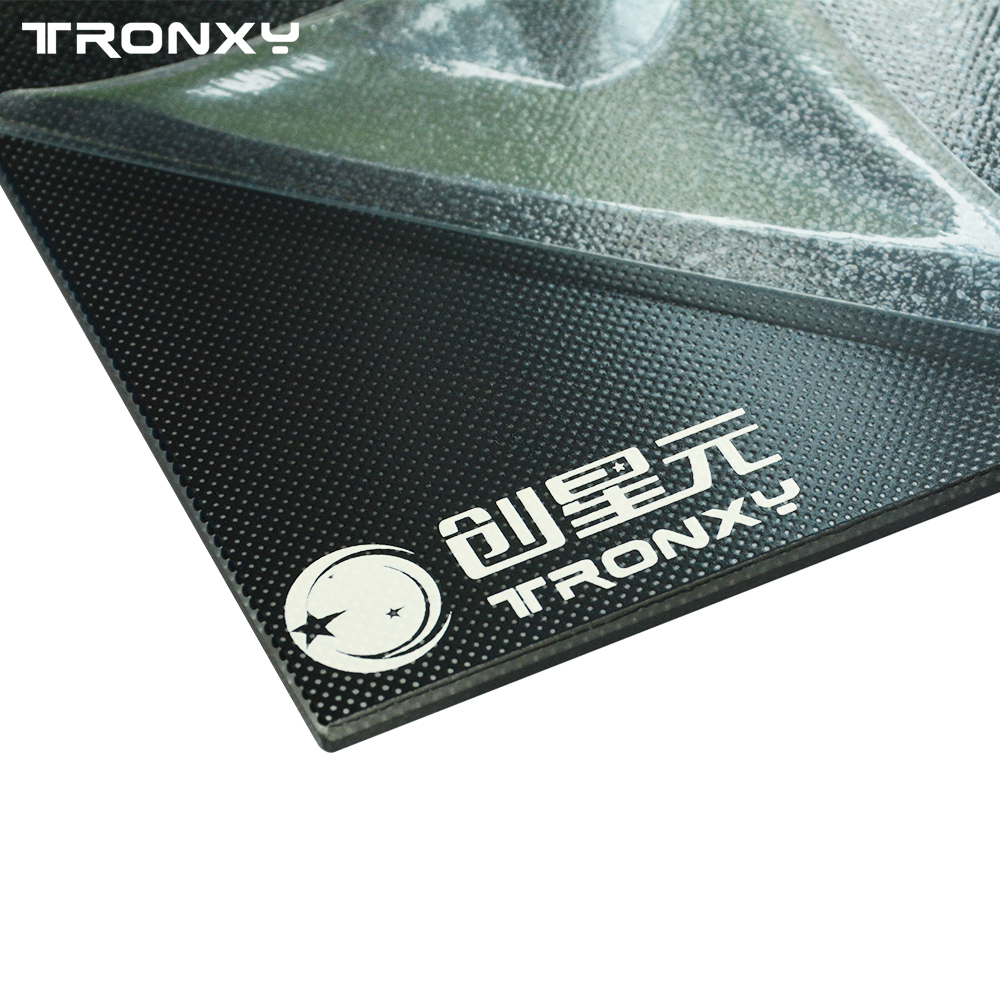 Tronxy® 330*330*4mm Lattice Glass Hot Bed Plate Heated Bed Platform For 3D Printer