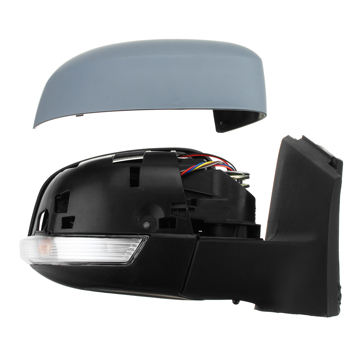 Door Electric Wing Car Mirror Driver Passenger Side For Ford Focus MK2 2008 - 2011