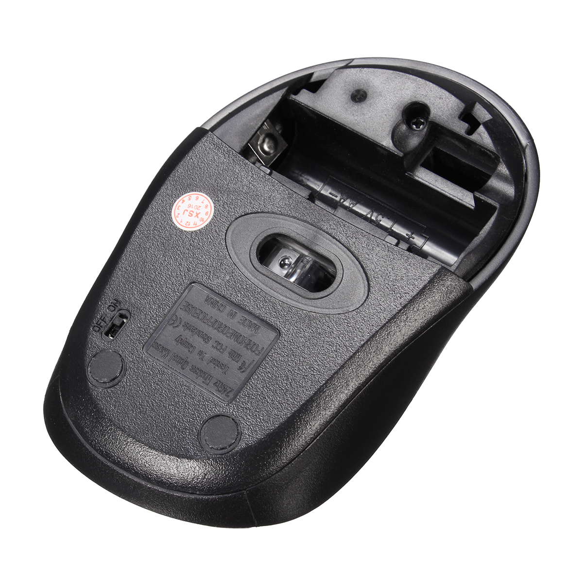 HXSJ X40 2400DPI 6 Buttons ABS 2.4GHz Wireless Optical Gaming Mouse