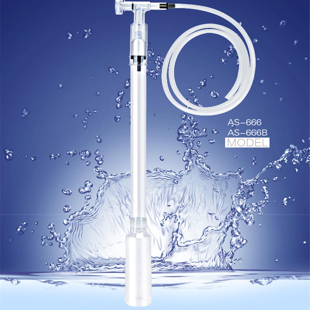 Water Change Siphon Water Pipe Aquarium Vacuum Pump Gravel Cleaner Fish Tank Filter