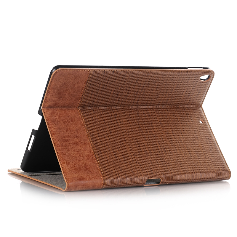 PU Leather Wallet Card Slot Kickstand Tablet Case For iPad Pro 10.5 Inch 2017/iPad Air 10.5 Inch 2019